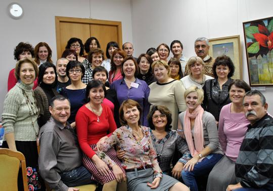 На конференции Рэйки в Казани