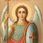 Чудотворная молитва Архангелу Михаилу